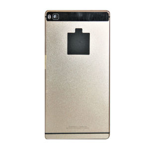 For Huawei P8 Back Cover Gold