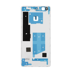 For Huawei P9 Lite Back Cover White