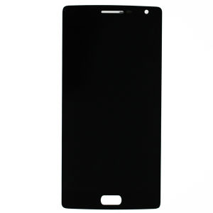 For One Plus 2 LCD Comlpete Black