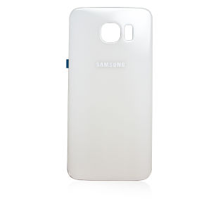 For Samsung Galaxy S6 Back Cover White