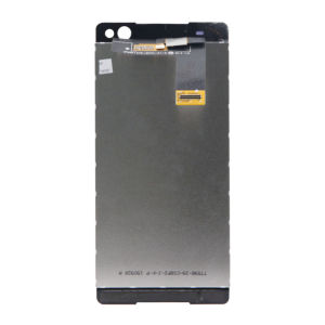 For Sony C5 LCD Display Original Assembly Black