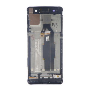 For Sony Xperia XA LCD Display Original Black with frame
