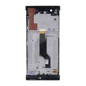 For Sony Xperia XA1 LCD Display Original Black with frame