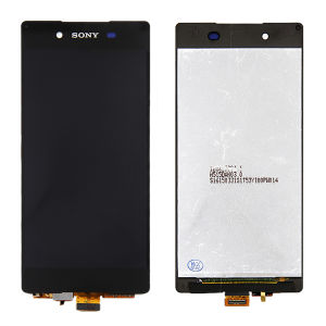 For Sony Xperia Z3 Compact LCD Screen Display With Touch Screen Digitizer Assembly-Changed Glass Black