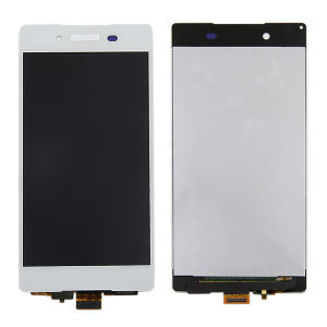 For Sony Xperia Z3 Compact LCD Screen Display With Touch Screen Digitizer Assembly-Changed Glass White