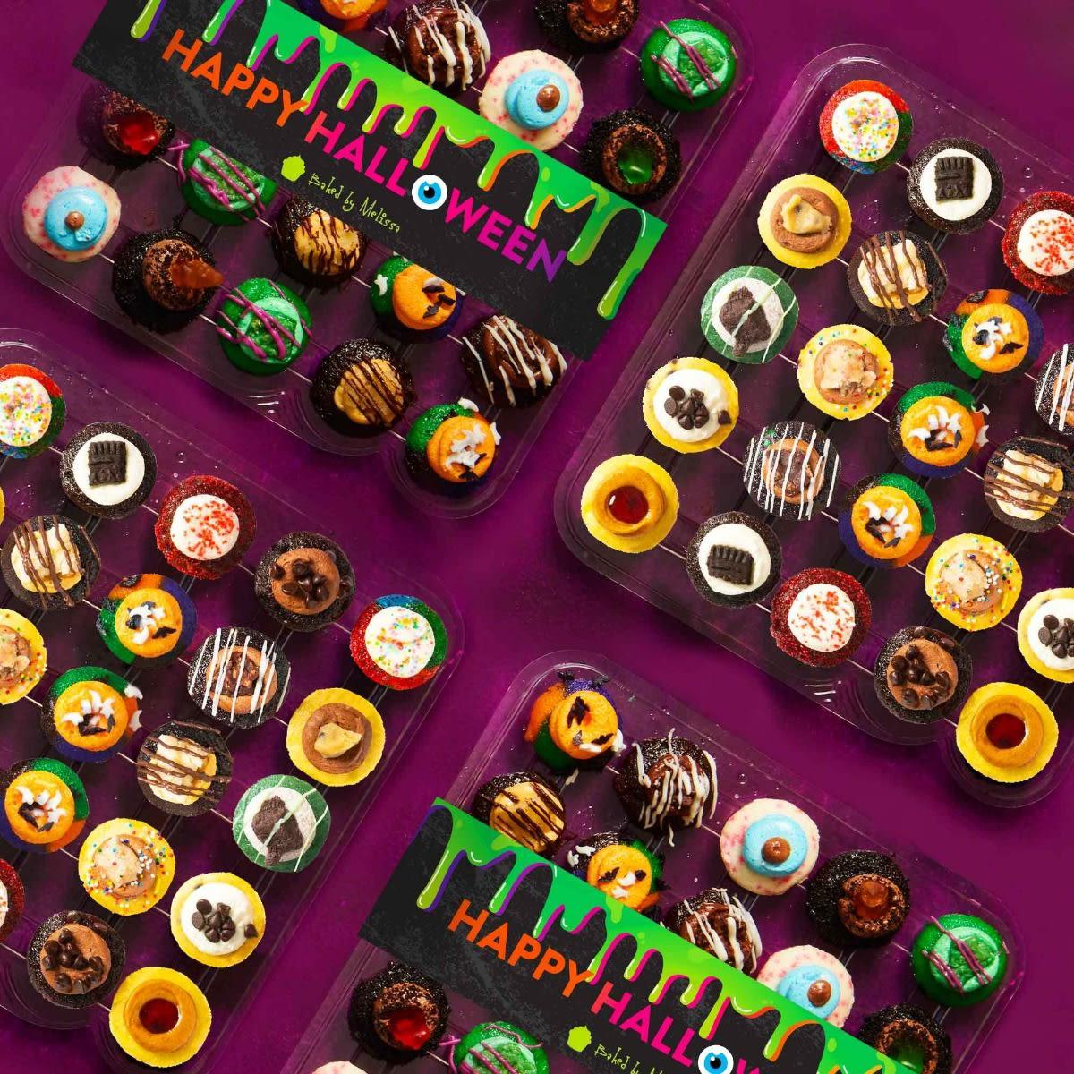 100-Pack Graveyard Smash Cupcakes