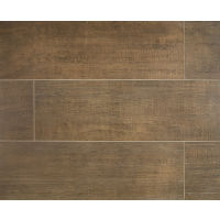 "Barrique 8"" x 24"" x 3/8"" Floor and Wall Tile in Vert"