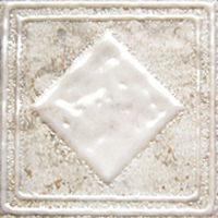 1.9X1.9 DECO TOZZETTO WHITE