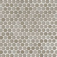 "360 3/4"" x 3/4"" Floor and Wall Mosaic in Pumice"