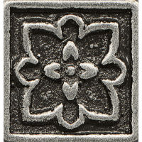 "Ambiance 1"" x 1"" x 1/2"" Trim in Pewter"