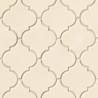 Costa Allegra Floor and Wall Mosaic in Alabaster