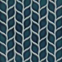 DECPROCCBFOLMO - Provincetown Mosaic - Cape Cod Blue