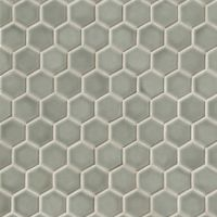 DECPROMOGHEXMO - Provincetown Mosaic - Monument Grey