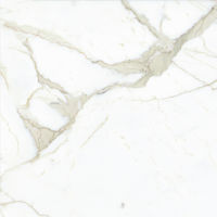 "Magnifica 30"" x 30"" x 1/4"" Floor and Wall Tile in Calacatta Super White"