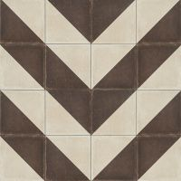 12X12 Villa Deco Antique Cotto