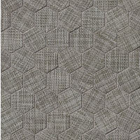 "Dagny 2"" x 2"" Floor and Wall Mosaic in Gray"