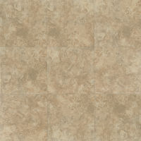 "Fantasia 20"" x 20"" x 3/8"" Floor and Wall Tile in Almond"