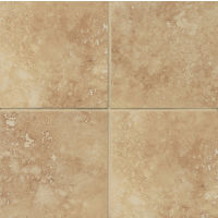 "Roma 6"" x 6"" x 3/8"" Floor and Wall Tile in Camel"