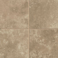 "Roma 6"" x 6"" x 3/8"" Floor and Wall Tile in Noce"