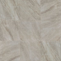 "Stone Mountain 24"" x 24"" x 3/8"" Floor and Wall Tile in Silver"