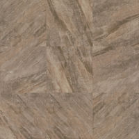"Stone Mountain 24"" x 24"" x 3/8"" Floor and Wall Tile in Taupe"