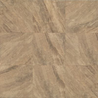"Stone Mountain 24"" x 24"" x 3/8"" Floor and Wall Tile in Walnut"