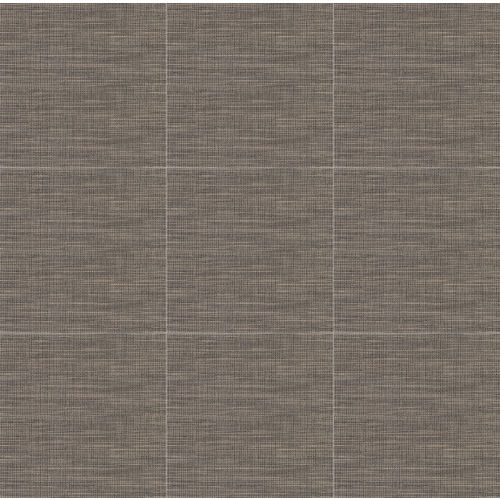 "Tailor Art 24"" x 24"" Floor & Wall Tile in Brown"