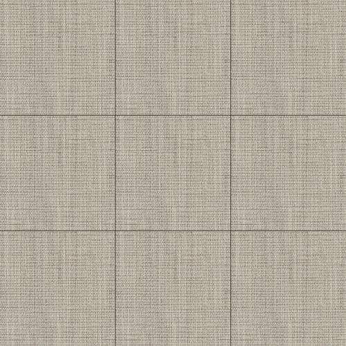 "Tailor Art 24"" x 24"" Floor & Wall Tile in Taupe"
