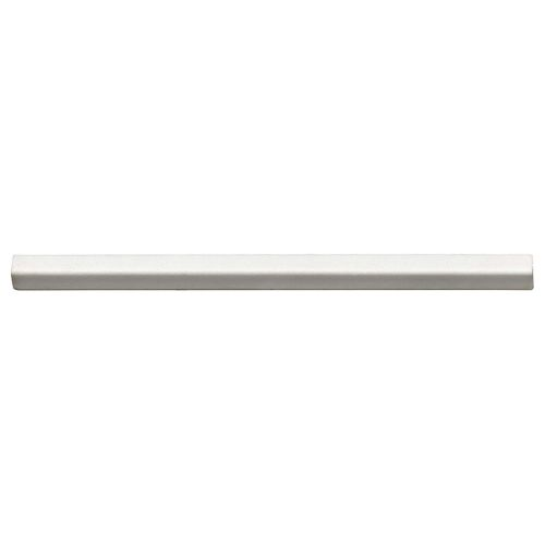 "Shape 0.38"" x 8"" x 3/8"" Trim in White"