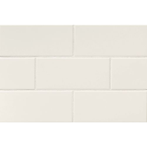 "Traditions 4"" x 10"" Wall Tile in Biscuit"