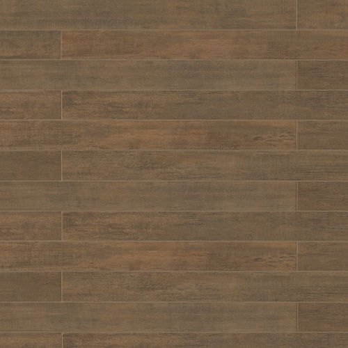"Barrique 4"" x 40"" Floor & Wall Tile in Brun"