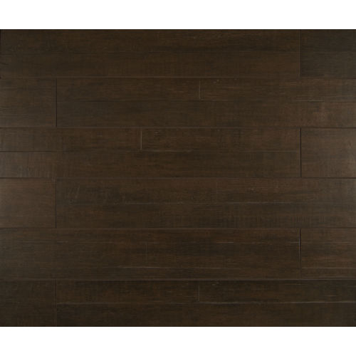 "Barrique 4"" x 24"" x 3/8"" Floor and Wall Tile in Fonce"