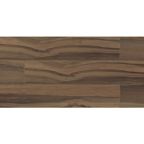 "Epic 8"" x 40"" Floor & Wall Tile in Dark Brown"