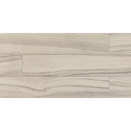 "Epic 8"" x 40"" Floor & Wall Tile in Pearl"