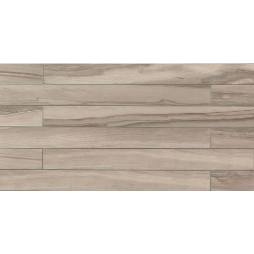 "Epic 4"" x 40"" Floor & Wall Tile in Taupe"