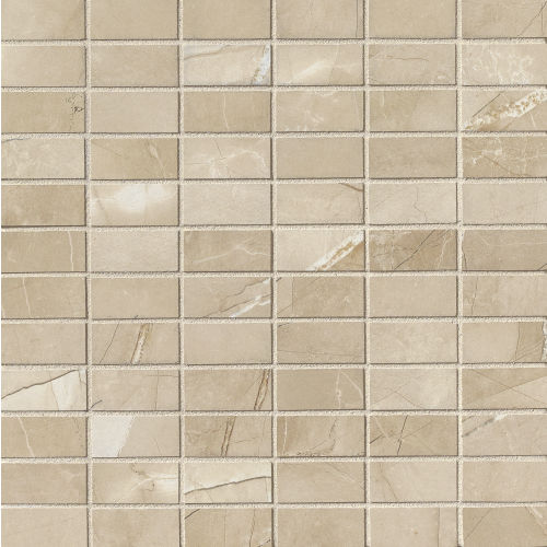 Pulpis Floor & Wall Mosaic in Beige