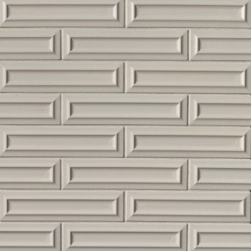 "Costa Allegra 3"" x 12"" Decorative Tile in Cinder"