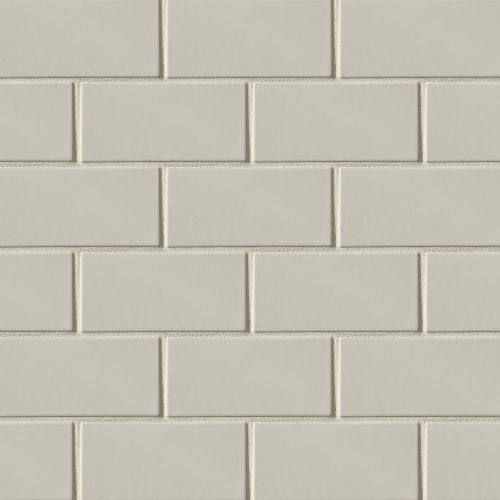 "Costa Allegra 3"" x 6"" Floor & Wall Tile in Cinder"