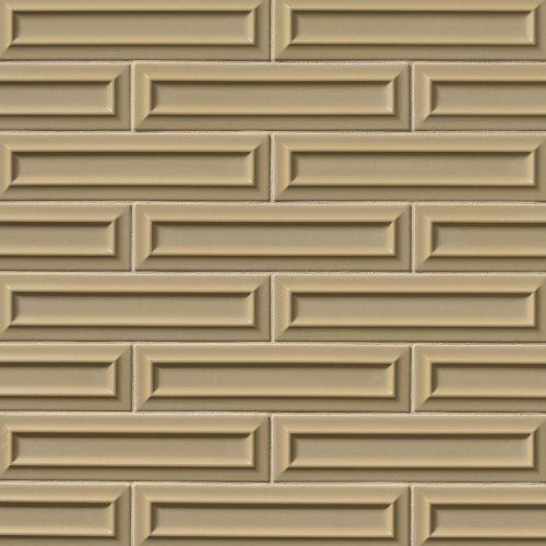 "Costa Allegra 3"" x 12"" x 3/8"" Decorative Tile in Driftwood"