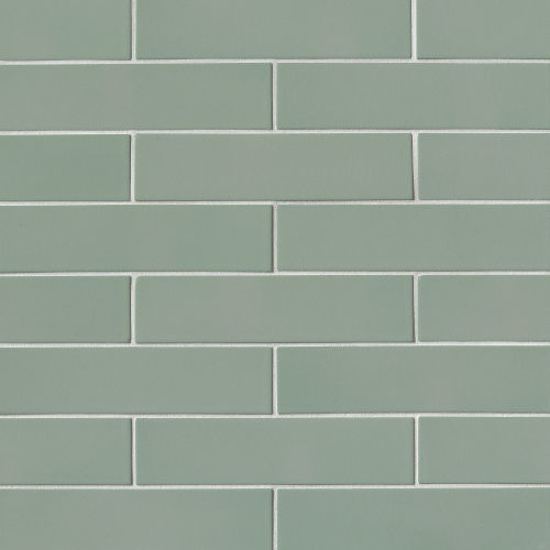 "Costa Allegra 3"" x 12"" x 3/8"" Floor and Wall Tile in Gulf"