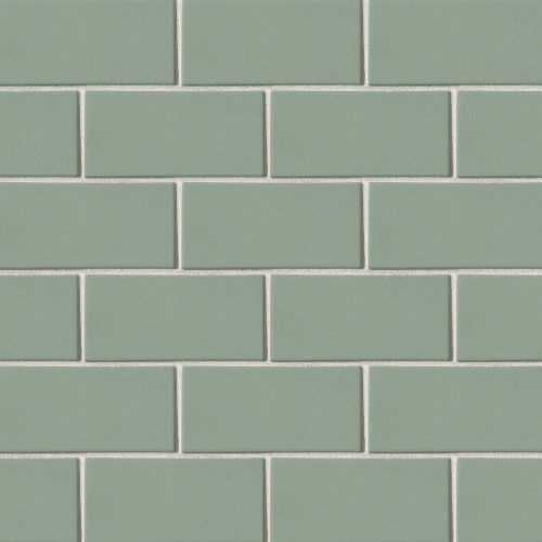 "Costa Allegra 3"" x 6"" Floor & Wall Tile in Gulf"