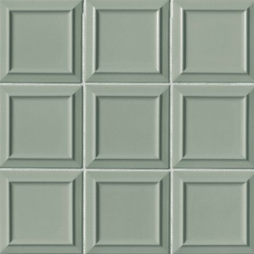 "Costa Allegra 6"" x 6"" Decorative Tile in Gulf"