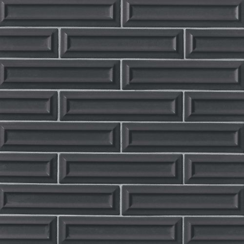 "Costa Allegra 3"" x 12"" Decorative Tile in Riverway"