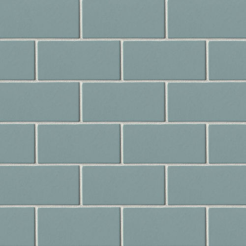 "Costa Allegra 3"" x 6"" Floor & Wall Tile in Tide"