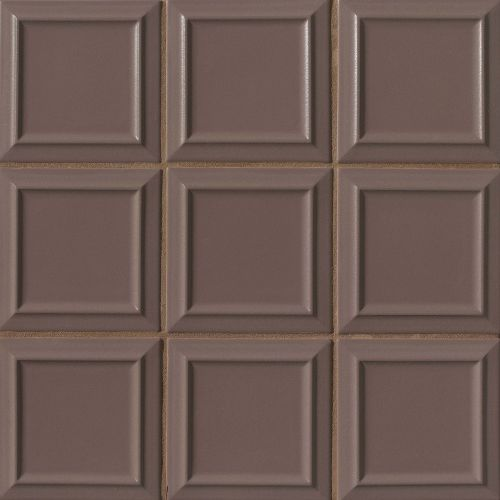 "Costa Allegra 6"" x 6"" Decorative Tile in Timber"