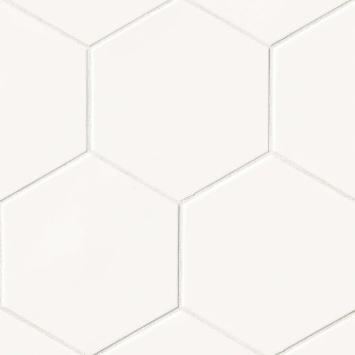 "Costa Allegra 8"" x 8"" Floor & Wall Tile in White Sand"