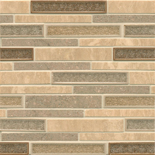 Kismet Wall Mosaic in Delight