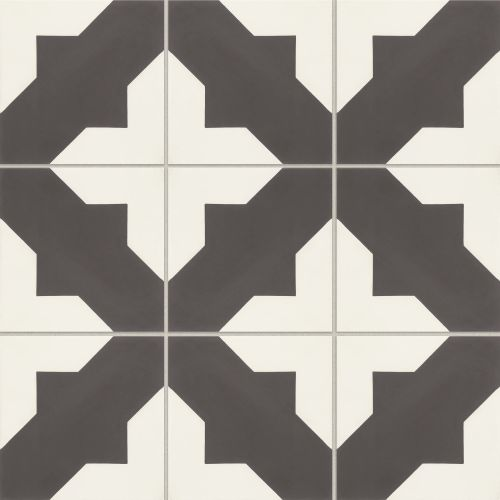"Remy 8"" x 8"" Floor & Wall Tile in Darcy"