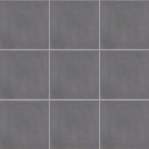 "Remy 8"" x 8"" Floor & Wall Tile in Smoke"