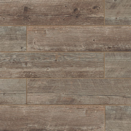 "Barrel 6"" x 24"" Floor & Wall Tile in Harvest"